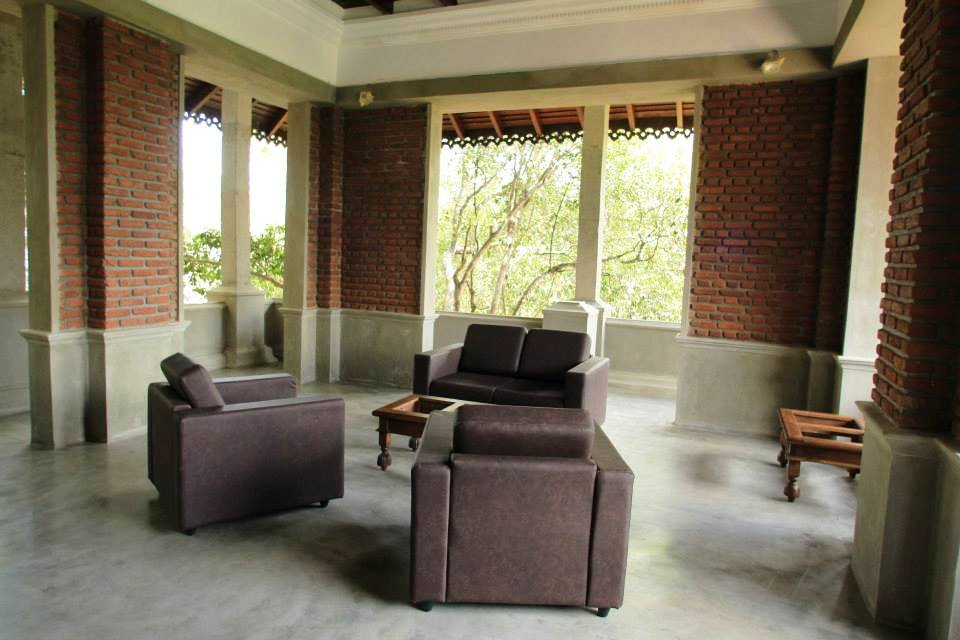 Lounge, Forest Rock Garden Resort Anuradhapura, Sri Lanka Reise