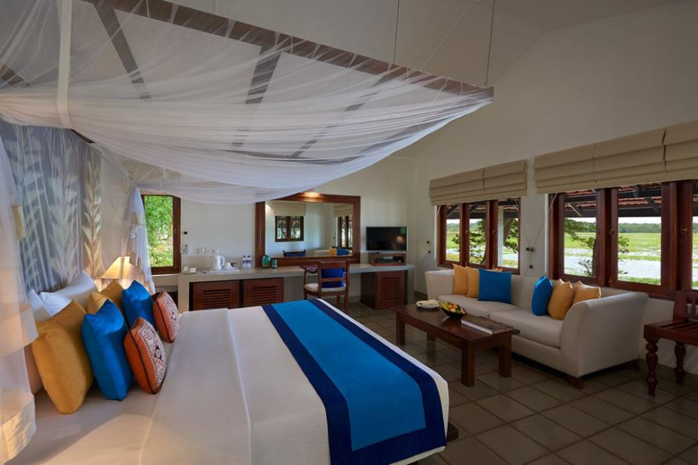 Suite, Habarana Village by Cinnamon, Sri Lanka Rundreise