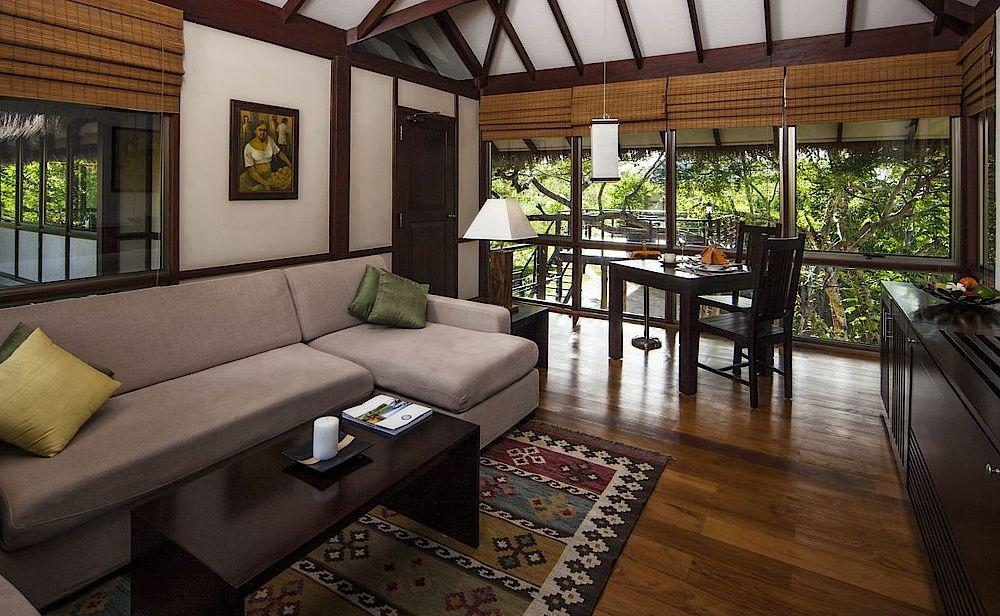 Living Space, Ulagalla Resort Anuradhapura, Sri Lanka Rundreise